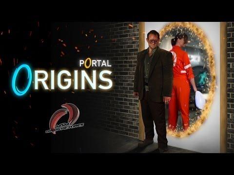 Portal: Origins [part 1] (Live Action Short Film)