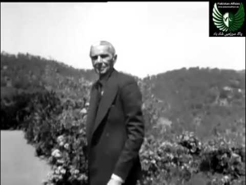 Quaid e Azam unseen footage from the past
