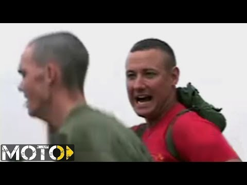 Marine Corps Drill Instructor MASSACRES Recruit