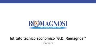 "Istituto Tecnico Economico ""G.D.Romagnosi"""