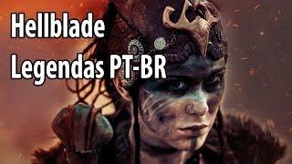 Hellblade: Senua's Sacrifice / 1080p - 60fps /  Legendas pt-br / sem comentários / Início #01