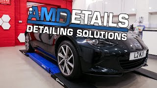 Mazda MX5 - Gtechniq Enhancement Detailing - AMDetails Feature Video