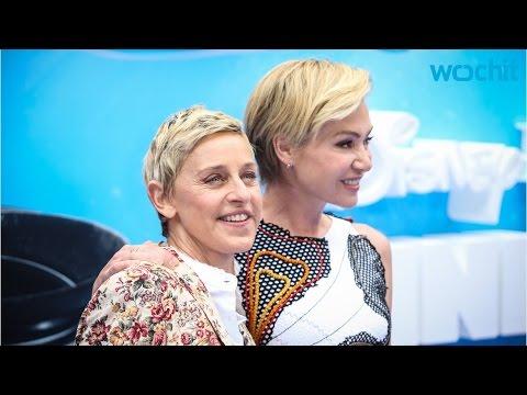 Ellen DeGeneres Addresses Divorce Rumors