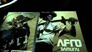 Afro samurai episode 1 overview part 1