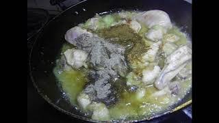 white karahi | Cooking Truck Urdu