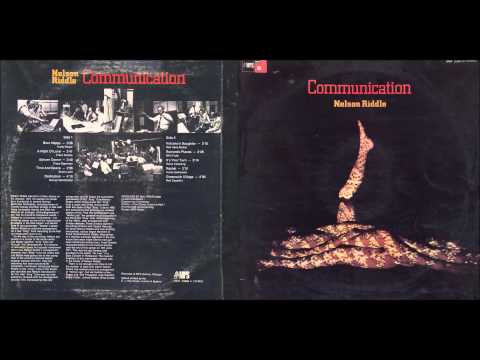Nelson Riddle - Communication (1971)