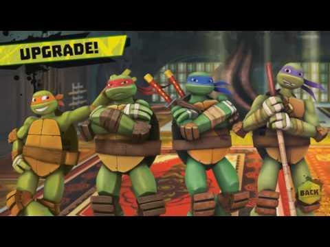 Teenage Mutant Ninja Turtle Mega Mutant Battle Full Game