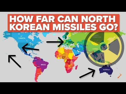 Thumbnail: How Far Can North Korean Missiles Go?