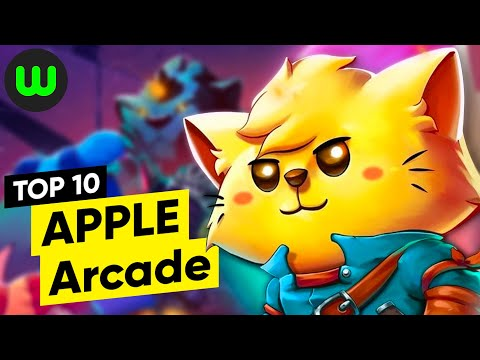 Top 10 Apple Arcade Games | Whatoplay