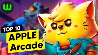 Top 10 Apple Arcade Games