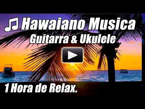 Hawaiano Musica Relajante Guitarra Ukelele Canciones Acusticas Hawaii Relajarse Hora Feliz Estudio