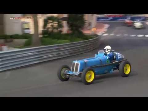 Grand Prix de Monaco Historique - Documentaire complet