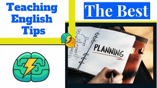 Grammar Lesson Planning Tutorial For Teaching English As A Foreign Language
