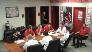 Harlem Shake Olivet College Coaches