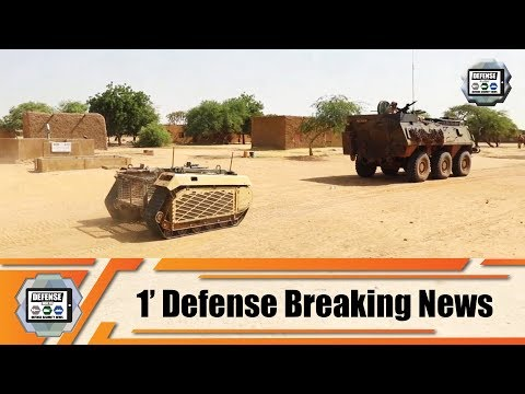 Estonian Army Deploys Milrem Robotics THeMIS UGV For First Time In Mali 1' Defense Breaking News