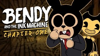 ROBLOX: BENDY AND THE INK MACHINE - CHAPTER ONE