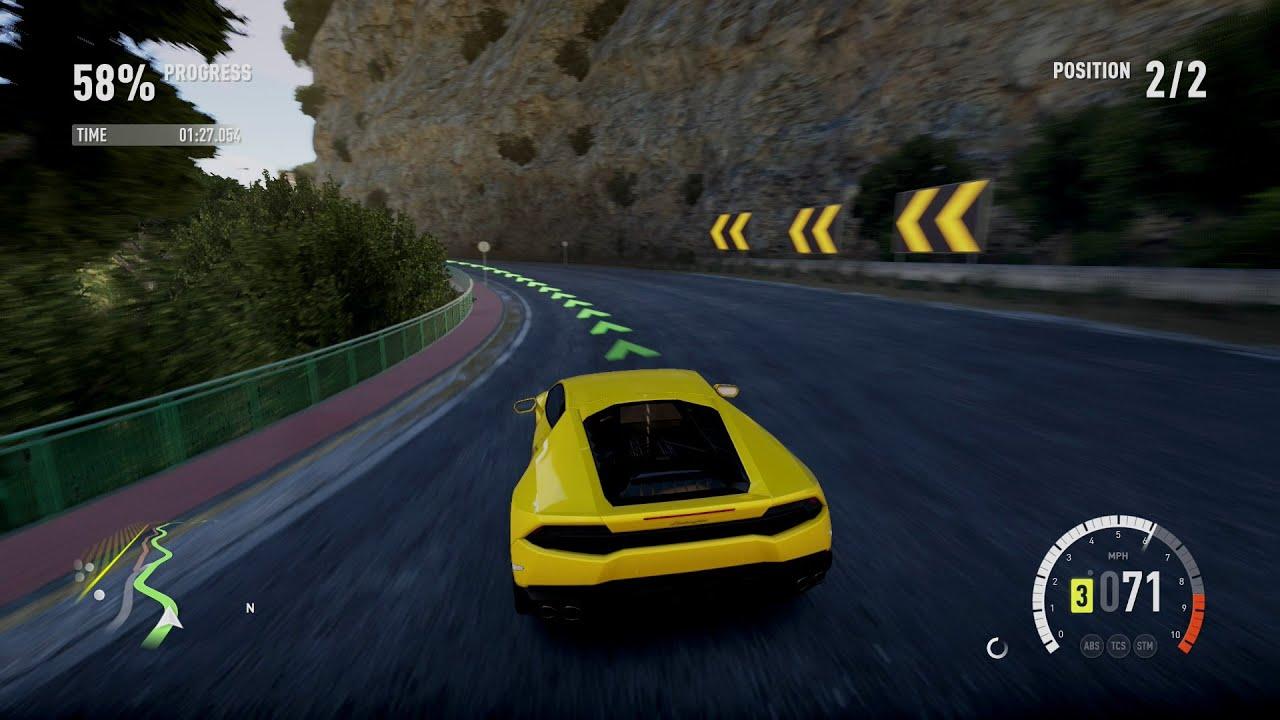 forza horizon 2 lamborghini huracan vs fighter jets race full 1080p hd - Lamborghini Huracan Hd Wallpapers 1080p