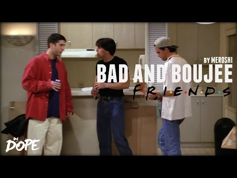 Migos - Bad and Boujee ft Lil Uzi Vert \ FRIENDS Version