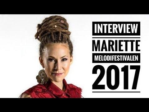 Interview with Mariette | OGAE Ukraine & Radio International