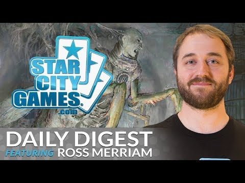 Daily Digest: Four-Color Delver with Ross Merriam [Modern]