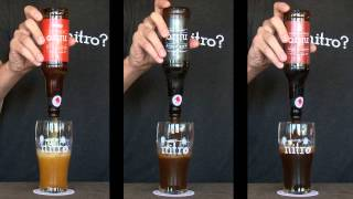 How to pour the perfect Left Hand Nitro