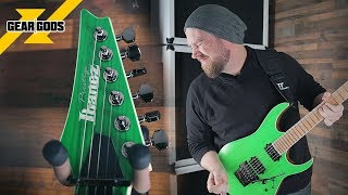 Ibanez (guitar Brand) | Ibanez Videos, Gear, Information and
