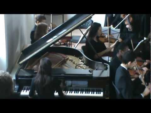 Bloch Kirkja Aðventista Reykjavik  YENE Three Land Tour Alexa Muchiutti Piano