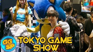 Gem Goes To Tokyo Game Show!