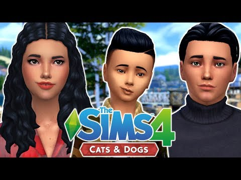WHAT'S NEW IN CAS | The Sims 4 Cats and Dogs | CAS Overview