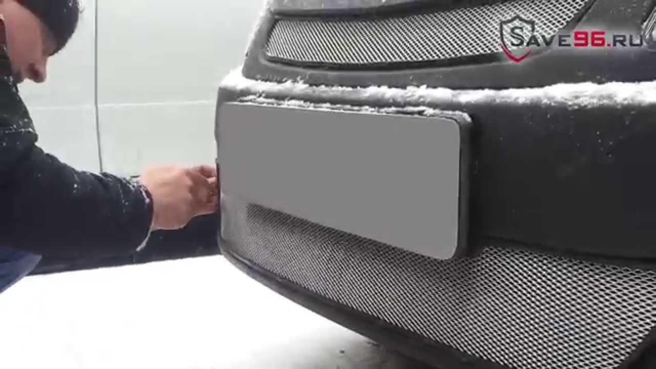лифтбек защита гранта руками лада радиатора своими