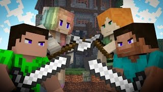 Skywars: No Mercy | Minecraft Animation