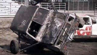 Demolition Derby | Top Gear USA