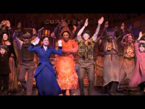 Supercalifragilisticexpialidocious from MARY POPPINS on Broadway