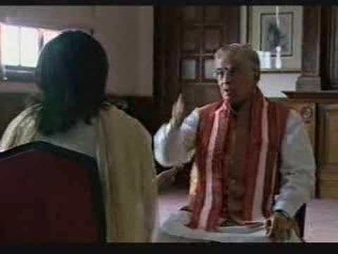 Murali Manohar Joshi Makes a Fool of himself