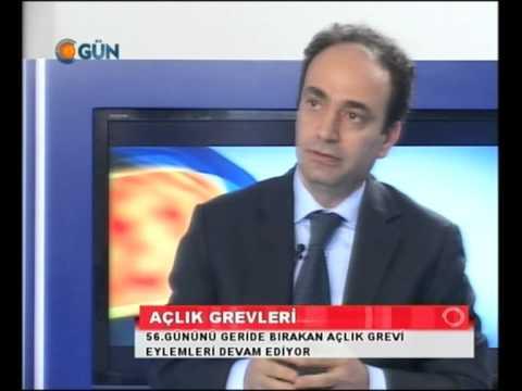 Osman Baydemir GünTv 06/11/2012 Part (2)