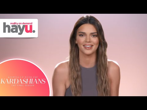 Kendall Has Serious Baby Fever | Season 20 | Keeping Up With The Kardashians