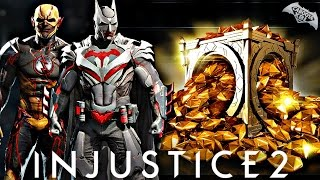Injustice 2 - How to Get Source Crystals!