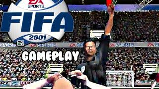 FIFA 2001: A violent FIFA