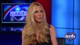 Coulter Discusses George W. Bush Speech & Steve Bannon