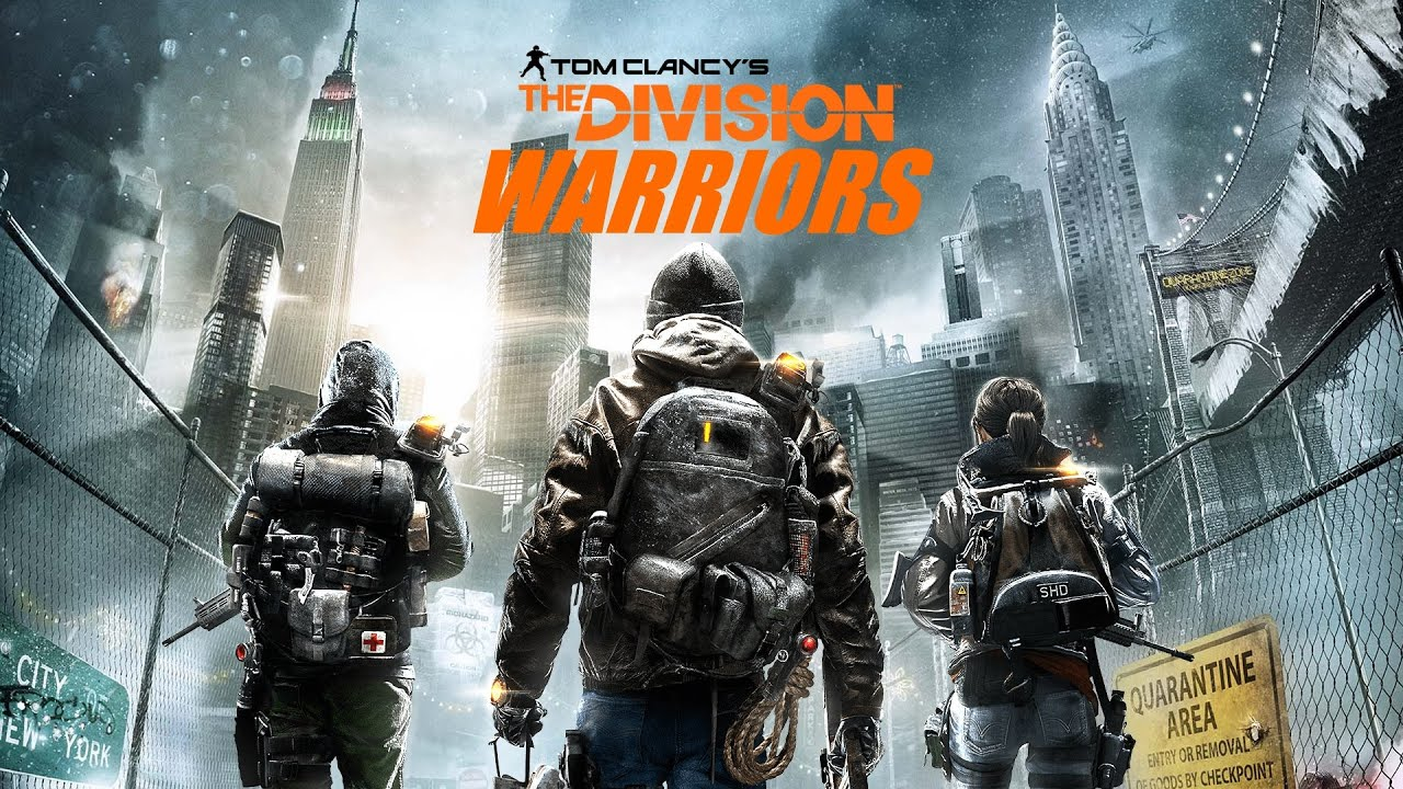 Worksheet Division Video tom clancys the division warriors video game music youtube