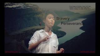 The Butterfly Effect as a Metaphor for Life | YouChin Oh | TEDxAsociaciónEscuelasLincoln