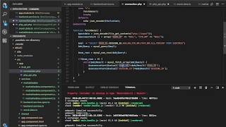 Angular Material Data Table Tutorial - PHP MYSQL SQL Server