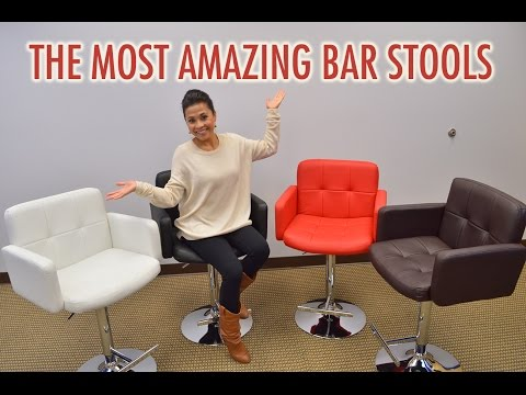 Counter Height, Swivel Bar Bar Stools with Backs | Free Shipping! (503) 908-1568