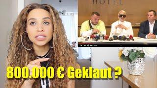 hat Loredana 800.000 Euro geklaut ? - Analyse