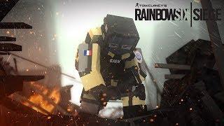 라이언 | 테러리스트 진압 - 레인보우 식스 시즈 | 마인크래프트 애니메이션