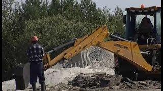Стратегически важный ремонт. В Сургутском районе восстанавливают мост через Айк-Ёган