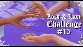 L'engagement - LORD \u0026 LADY Challenge Ep 15 - Les Sims 4 fr
