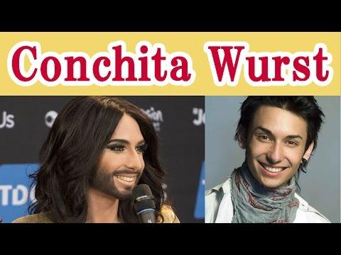 コンチータ ウルスト 衝撃のヒゲ美人 Conchita 美しすぎる生歌声 2015.7.6 初来日