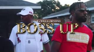 """Gar x Willa x Benzino """"Boss Up"""" (Official Video) Dir. @Dr.Clipz"""