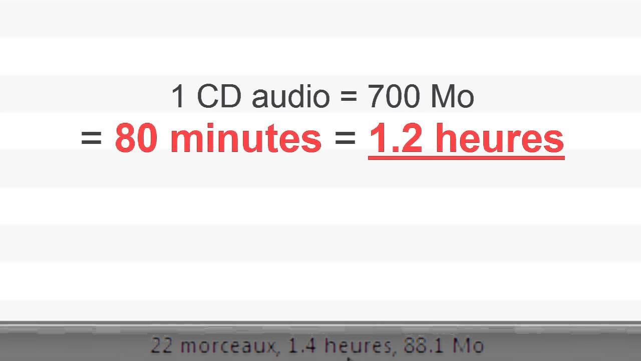 Comment Classer Ses Cd Audio comment graver un cd audio avec itunes